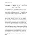 Khái quát về nền kinh tế Mỹ -  Chương 2: NỀN KINH TẾ MỸ VẬN HÀNH NHƯ THẾ NÀO