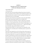 Giáo trình nghiệp vụ hướng dẫn - CHƯƠNG V THAM QUAN DU LỊCH VÀ PHƯƠNG PHÁP HƯỚNG DẪN THAM QUAN DU LỊCH