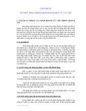 Quản trị khách sạn nhà hàng - CHƯƠNG III TỔ CHỨC HOẠT ĐỘNG KINH DOANH DỊCH VỤ LƯU TRÚ