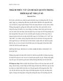 Quyền sở hữu trí tuệ - THÁCH THỨC VỀ VẤN ĐỀ BẢN QUYỀN TRONG THỜI ĐẠI KỸ THUẬT SỐ