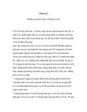 Giáo án y khoa về trẻ em béo phì - Chương 3