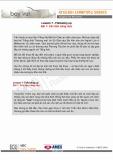 Bài 7: Xúc tiến công việc