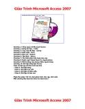 Giáo Trình Học Microsoft Access 2007