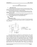 Tài liệu hướng dẫn thực tập công nhân điện tử viễn thông part 1