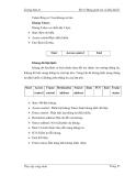 Tài liệu hướng dẫn thực tập công nhân điện tử viễn thông part 7