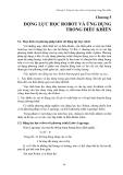 Kỹ thuật robot - Chương 5: Động lực học robot và ứng dụng trong thực tiễn