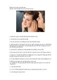 Những câu nói phụ nữ muốn nghe