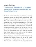"""Chuyên đề văn học """"Đây thôn Vĩ Dạ"""" của Hàn Mặc Tử & """"Tràng giang""""_2"""