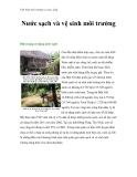 Việt Nam môi trường và cuộc sống - Phần 23