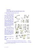 Giáo trình công nghệ chế tạo phụ tùng - Chương 3 CÔNG NGHỆ CHẾ TẠO CHI TIẾT DẠNG CÀNG