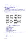 Giáo trình công nghệ chế tạo phụ tùng - Chương 5 CÔNG NGHỆ CHẾ TẠO CHI TIẾT DẠNG BẠC