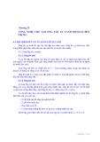 Giáo trình công nghệ chế tạo phụ tùng - Chương 6 CÔNG NGHỆ CHẾ TẠO ỐNG LÓT XY LANH ĐỘNG CƠ ĐỐT TRONG