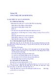 Giáo trình công nghệ chế tạo phụ tùng - Chương 8 CÔNG NGHỆ CHẾ TẠO BÁNH RĂNG