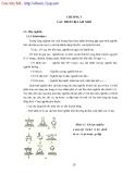 Giáo trình thiết bị sản xuất thực phẩm - Chương 3 Các thiết bị làm nhỏ
