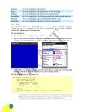 Giáo trình hướng dẫn các trợ giúp về cú pháp trong quá trình viết mã lệnh khai báo biến trong VB p4