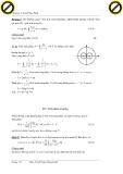 Giáo trình hướng dẫn các ứng dụng của hình học phẳng trong dạng lượng giác của số phức p10