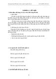 Chuyên đề quản trị học và quản trị nguồn nhân lực - Chương 5