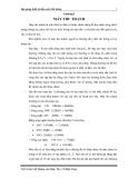Bài giảng thiết bị đầu cuối viễn thông - Chương I: MÁY THU THANH