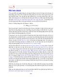 Bài giảng thông tin số - Chương 5: Mã hóa kênh