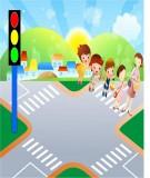 Báo cáo Đề tài: Thiết kế hệ thống đèn giao thông ở ngã tư
