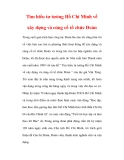 Tìm hiểu tư tưởng Hồ Chí Minh về xây dựng và củng cố tổ chức Đoàn