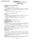 Đề thi thử toán  khối D - THPT chuyên Hạ Long - Quảng Ninh