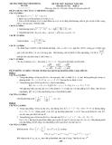 Đề thi thử toán khối D - Phan Đình Phùng - Hà Nội
