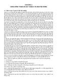 BÀI GIẢNG  LÂM NGHIỆP CỘNG ĐỒNG - CHƯƠNG 2 CỘNG ĐỒNG THAM GIA QUY HOẠCH TÀI NGUYÊN RỪNG