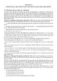BÀI GIẢNG  LÂM NGHIỆP CỘNG ĐỒNG - CHƯƠNG 5 ĐÁNH GIÁ SỰ THAY ĐỔI TÀI NGUYÊN RỪNG GIAO CHO CỘNG ĐỒNG