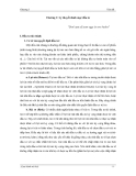 Chương 1 - Lý thuyết danh mục đầu tư