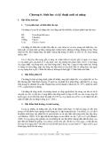 Giáo trình nuôi trồng hải sản - Chương 6: Sinh học và kỹ thuật nuôi cá măng