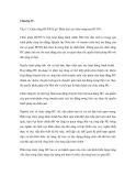 Đề cương hành chính công - Chương IV