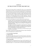 GIÁO TRÌNH KỸ THUẬT NUÔI NHUYỄN THỂ - CHƯƠNG III  KỸ THUẬT NUÔI CẤY NGỌC TRAI NHÂN TẠO