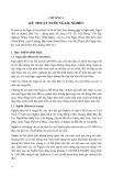 GIÁO TRÌNH KỸ THUẬT NUÔI NHUYỄN THỂ - CHƯƠNG V  KỸ THUẬT NUÔI NGAO, NGHÊU
