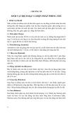 GIÁO TRÌNH KỸ THUẬT NUÔI NHUYỄN THỂ - CHƯƠNG VII  SINH VẬT ĐỊCH HẠI VÀ BIỆN PHÁP PHÒNG TRỪ