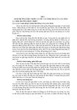 BÀI GIẢNG CÂY ĐẶC SẢN VÙNG - Bài 3 SINH TRƯỞNG PHÁT TRIỂN VÀ YÊU CẦU SINH THÁI CỦA CÂY TIÊU