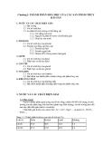 Giáo trình hóa thủy sản - Chương I. THÀNH PHẦN HOÁ HỌC CỦA CÁC SẢN PHẨM THỦY HẢI SẢN