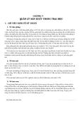 Giáo trình kỹ thuật chăn nuôi heo - Chương 5