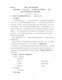 BÀI GIẢNG THỰC TẬP SINH HỌC ĐẠI CƯƠNG 1 - BÀI SỐ 2