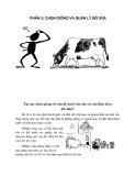 Khuyến nông chăn nuôi bò sữa - Phần 2: Chọn giống và quản lý bò sữa
