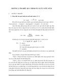 Quy trình sản xuất nước mắm - Chương 2