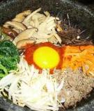 Nấu món Hàn Quốc