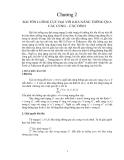 Bài toán về Luồng cực đại trong mạng với khả năng thông qua các cung các đỉnh