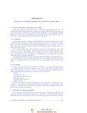 Giáo trình bảo quản nông sản - Chương 9: Nguyên lý và phương pháp bảo quản nông sản, thực phẩm