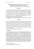 """Báo cáo khoa học: """"  BIẾN ĐỘNG QUẦN ĐÀN CÁ KÈO (Pseudapocryptes elongatus) PHÂN BỐ Ở VÙNG SÓC TRĂNG VÀ CÀ MAU"""""""
