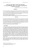 """Báo cáo khoa học: """"GIÁC QUAN BẮT MỒI VÀ KHẢ NĂNG TIÊU HÓA CÁC LOẠI MỒI KHÁC NHAU CỦA CÁ BỐNG TƯỢNG GIỐNG (Oxyeleotris marmorata)"""""""