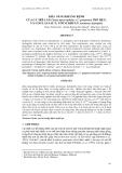 """Báo cáo khoa học: """"KHẢ NĂNG KHÁNG BỆNH CỦA CÁ TRÊ LAI (Clarias macrocephalus x C. gariepinus) THẾ HỆ F1 VÀ CON LAI SAU F1 VỚI VI KHUẨN Aeromonas hydrophila"""""""