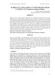 """Báo cáo khoa học: """" NGHIÊN CỨU ƯƠNG GIỐNG VÀ NUÔI THƯƠNG PHẨM CÁ THÁT LÁT (Notopterus notopterus Pallas)"""""""