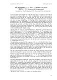 """Báo cáo khoa học: """" XÁC ĐỊNH THỜI GIAN TỒN LƯU ENROFLOXACI N TRÊN CÁ TRA (Pangasianodon hypophthalmus)"""""""