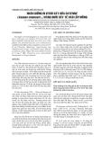 BÁO CÁO  NGHIÊN CỨU KHOA HỌC KỸ THUẬT:  NHÂN GIỐNG IN VITRO CÂY DỨA CAYENNE (Ananas comosus L.) BẰNG NUÔI CẤY TẾ BÀO LỚP MỎNG
